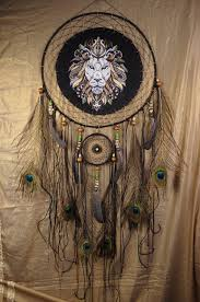 Big Dream Catcher For Sale richmondplc HIT Sale Big Lion Dream Catcher Dreamcatcher Dream 74
