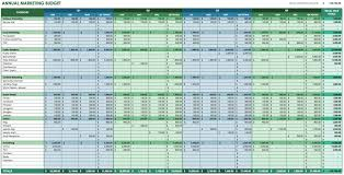 Monthly And Yearly Budget Template 12 Free Marketing Budget Templates Smartsheet