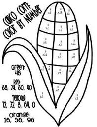 Small Picture 20 best November Themed Language Arts and Math For Primary images