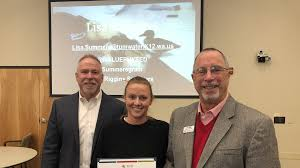 Special Recognition — Lisa Summers - We Are ESD 113