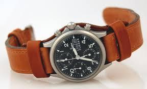 bund watch strap