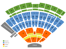 Warped Tour Seating Chart Nikon At Jones Beach Theater Seating Chart And Tickets