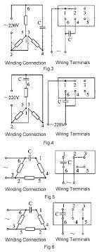 240v single phase motor wiring diagram  220v Motor Wiring Diagram Single Phase #26