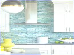 glass kitchen tiles. Sea Glass Kitchen Backsplash Tiles