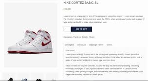 Shopify Size Chart How To Add Tabs In Product Descriptions Shopify