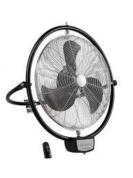 zoom 50cm wall ceiling fan with remote