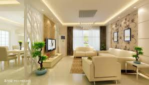 Lights To Put Behind Tv Amazing Living Room Interior Desig With Beautfiul Floral