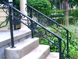3 step wood handrail outdoor steps design ideas photo 2 of delightful stair railing