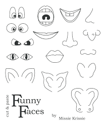 face painting stencils printable craft how easy