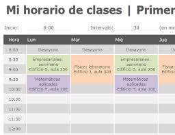 planeamiento de clases plan de clase office templates