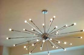 chrome sputnik chandelier worldwide lighting starburst light chrome crystal sputnik chandelier sputnik chrome chandelier