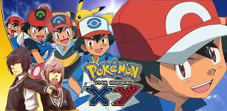Xem phim Pokemon Season 18 : XY - Vietsub HD