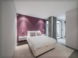 Moderne Schlafzimmer In Lila Wohnung Ideen