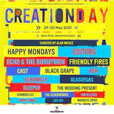 Edm / music festivals for 2021: Home Creation Day Festival