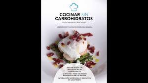 Presentación Del Libro Cocinar Sin Carbohidratos