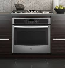 Gas Wall Ovens Reviews Gear 30 Built In Single Convection Wall Oven Jt5000sfss Ge