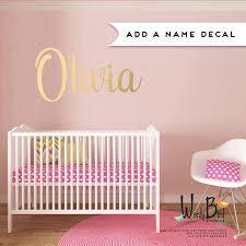 custom nursery wall decals custom name decal for nursery fancy name decal  gold baby zoom wall . custom nursery wall decals ...
