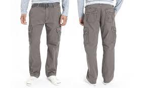 Unionbay Size Chart Unionbay Survivor Belted Cargo Pants Size 30x32 Groupon