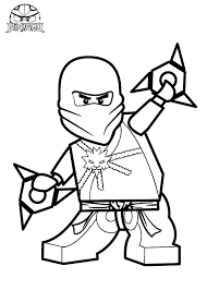 Cole Of Ninjago Coloring Pages Homemade Wall Decoration Ideas For