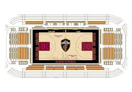 Q Arena Seating Chart Monsters Cavaliers Premium Seating Cleveland Cavaliers