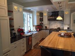 builders appliance center for a traditional kitchen with a kraftmaid and traditional kitchen by innovations by