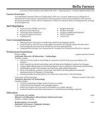 Director Of Engineering Resume Director Of Engineering Resume Krida 18