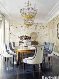 House Beautiful Dining Rooms Style Unique Decoration