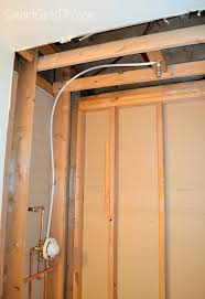 Guest Bathroom  Plumbing And Shower Fixtures - Install bathroom faucet