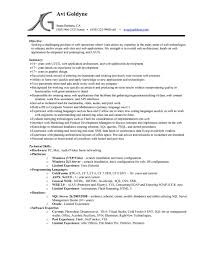Resume Template For Macbook Resume Examples