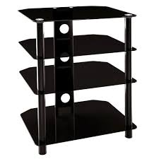 4 shelf rack hifi stand 550mm wide