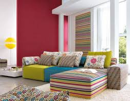 Colorful Interior Design how to decorate a living room more cheerful modern colorful idolza 3713 by uwakikaiketsu.us
