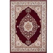 red and beige rug bazaar red ivory 8 ft x ft area rug virginia beige red