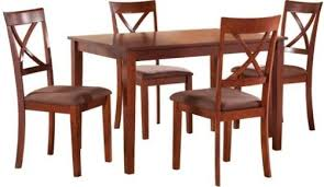 table and 4 chairs. amazing dining table set with 4 chairs room of and
