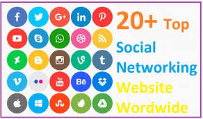 20 Best Social Network Site For Text Image And Video Chat
