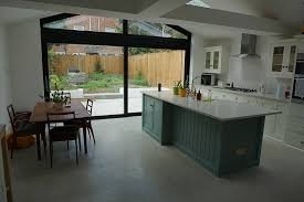 polished concrete floor kitchen. Polished Concrete Floor In The Kitchen London