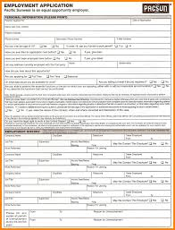 Basic Job Application 24 Basic Job Application Printable Form Bike Friendly Windsor 22