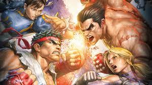 Street Fighter 5 Steam Charts Street Fighter V Revisiting Street Fighter X Tekken From