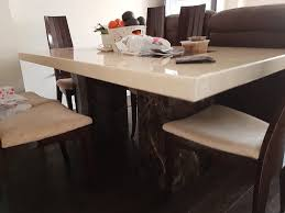 dining table and chairs gumtree glasgow. vienna marble dining table dfs in hayes london gumtree and chair chairs glasgow