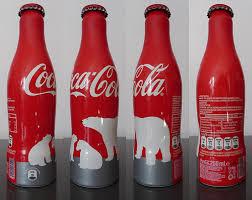 Coca Cola Polar Bear In Bottle Vending Machine Stunning Coca Cola Polar Bear Turkey Coke Aluminium Bottle Coca Cola