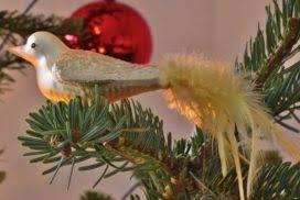 Christbaumschmuck Oder Weihnachtsschmuck Glanz Und Glitter