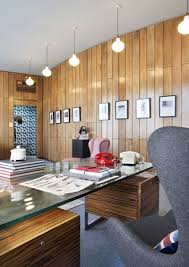 Basement Office Design Delectable Olga Palmero Mazón Despacho Del Embajador Casa Decor Muebles De