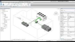 Hydronic Heating Design Software Revit Mep Lesson 15 How To Create A Hydronic Return Piping System