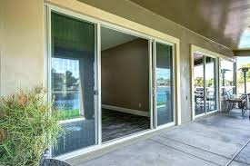 double pane replacement glass replacing window metal frame patio door double pane replacement