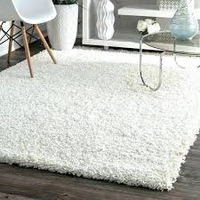 fuzzy white area rug s area rugs