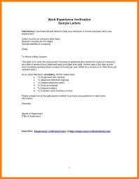 Sample Letter Asking For Experience Certificate From Former Employer
