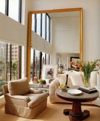 Amazing How To Decorate A Large Wall In Living Room Wondrous - Painted living rooms
