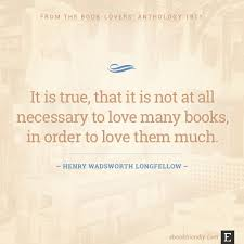 Quotes About Loving Books