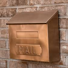 residential mailboxes wall mount. Image Of: Popular Wall Mount Residential Mailboxes E