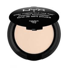 <b>Пудра</b> компактная <b>NYX Professional Makeup</b> Stay Matte But Not ...