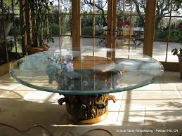 scratched glass repair newport beach scratched glass table repairs
